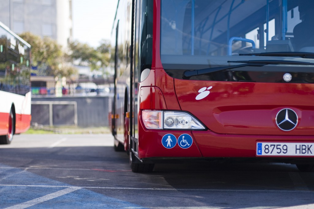 Autobuses urbanos en Alicante, Grupo Subús