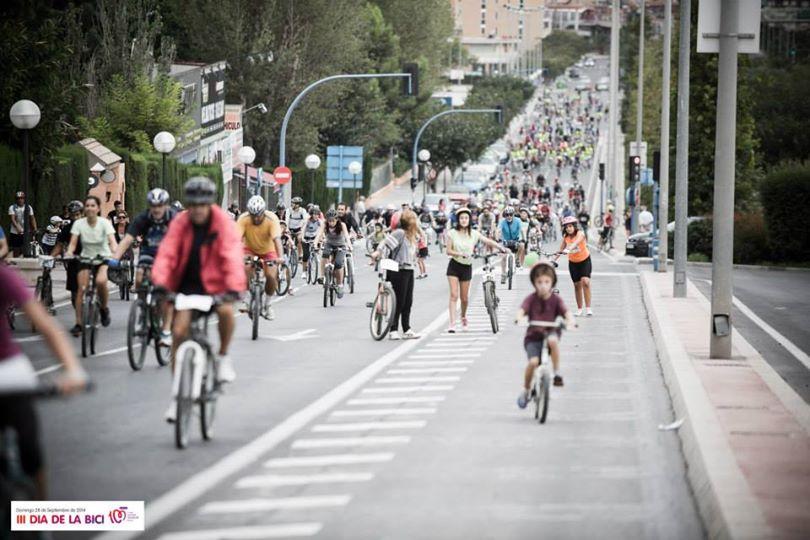 IV Día de la Bicicleta en Alicante