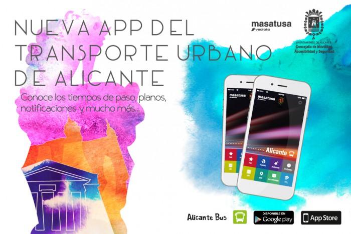 App Bus Alicante