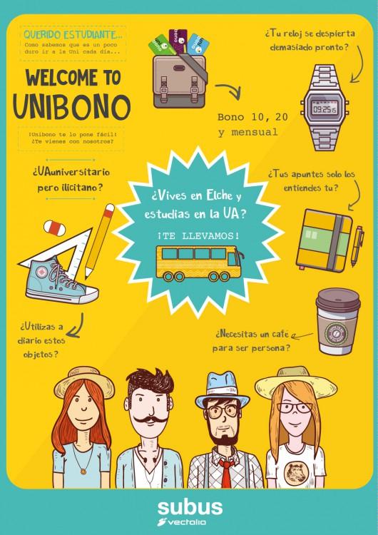 Unibono Elche-Universidad de Alicante