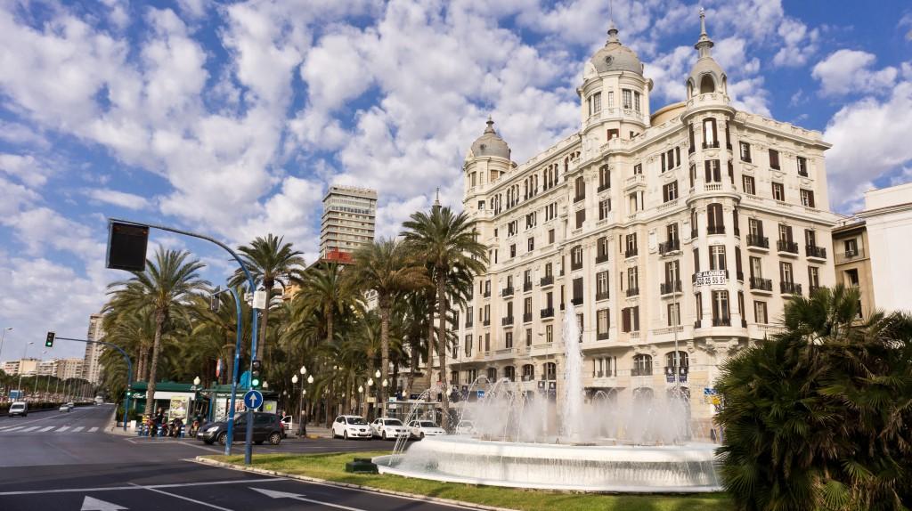 Plaza Puerta del Mar