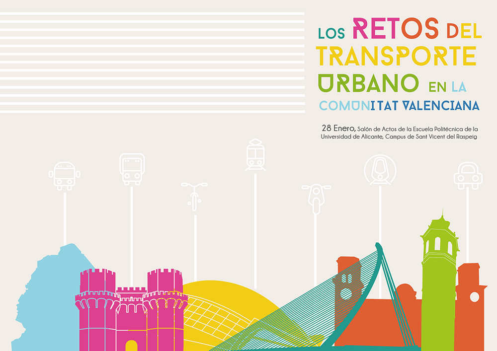 Los retos del transporte urbano en la Comunidad Valenciana