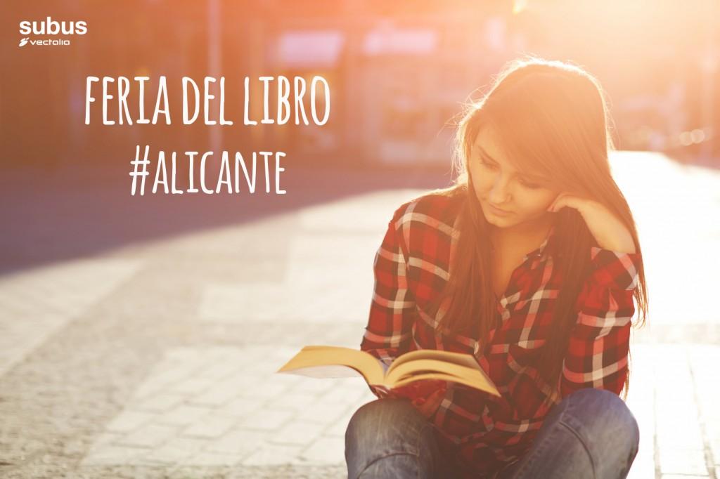 Feria del Libro en Alicante