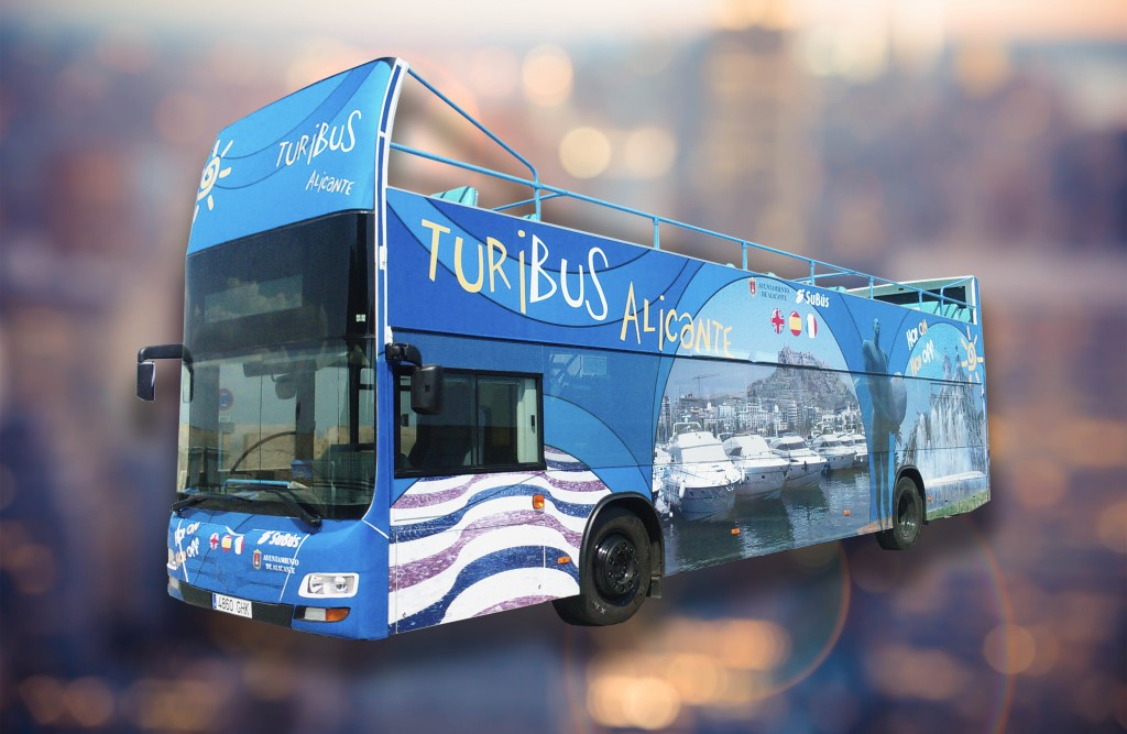 Concurso de rimas del Turibus