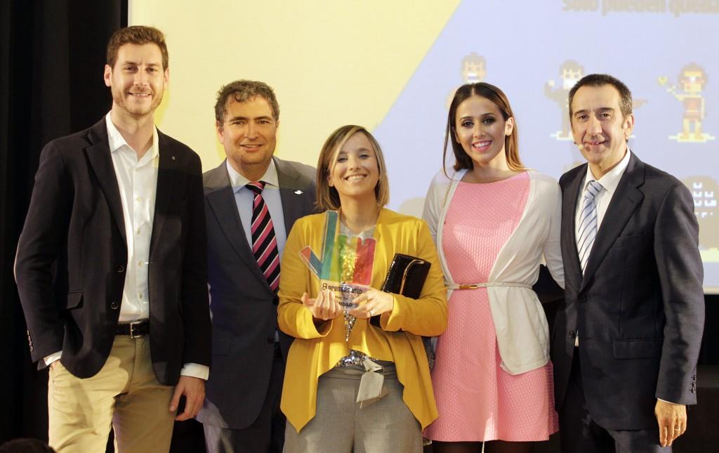 Ganadores a la mejor app Premios Web Alicante