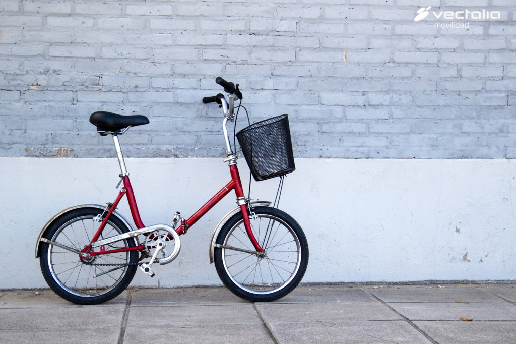 Sorteo bici plegable Vectalia Movilidad