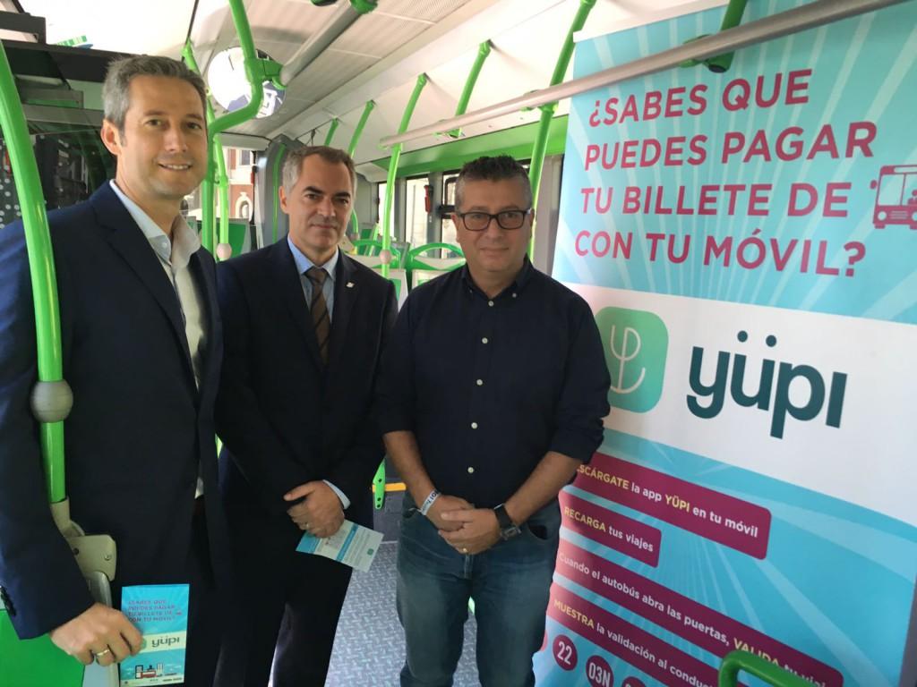 Presentación Yüpi Alicante