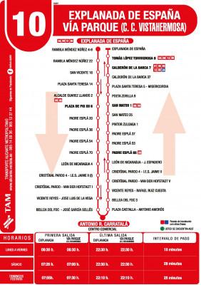 Linea 10 - v5