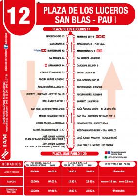 Linea 12 - v6