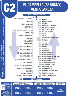 Línea C2 - v4 (foto)