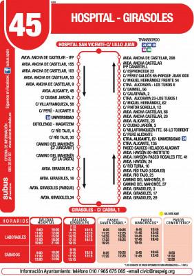 Linea 45 - v3