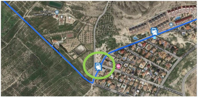 Linea M1 Limonita
