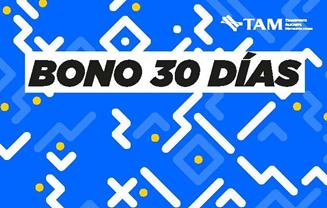 Bono 30 dias
