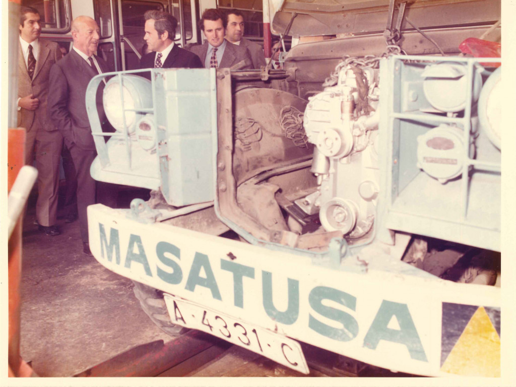 MASATUSA 1